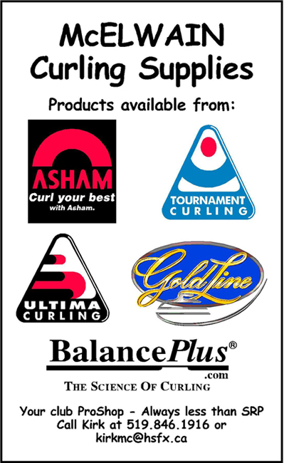 McElwain Curling Supplies